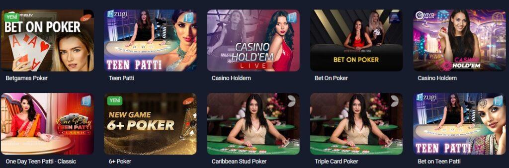 heybet poker